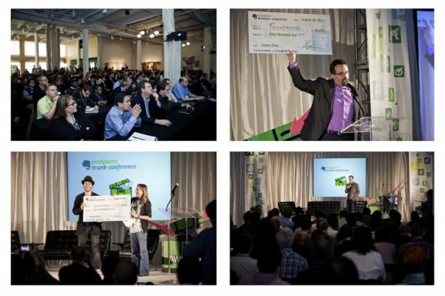 Второе ежегодное соревнование разработчиков Evernote Devcup