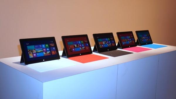 Microsoft Surface нового поколения