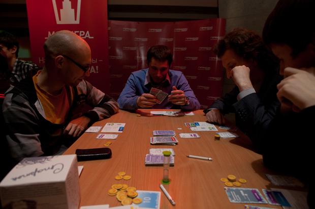Второй турнир по хабраигре «Стартап»