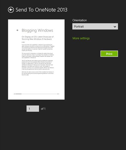Введение в разработку WinRT приложений на HTML/JavaScript. Улучшение работы с данными