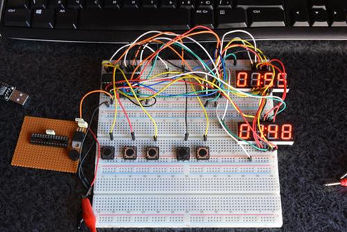 Вы еще не программируете микроконтроллеры? Тогда мы идем к вам!