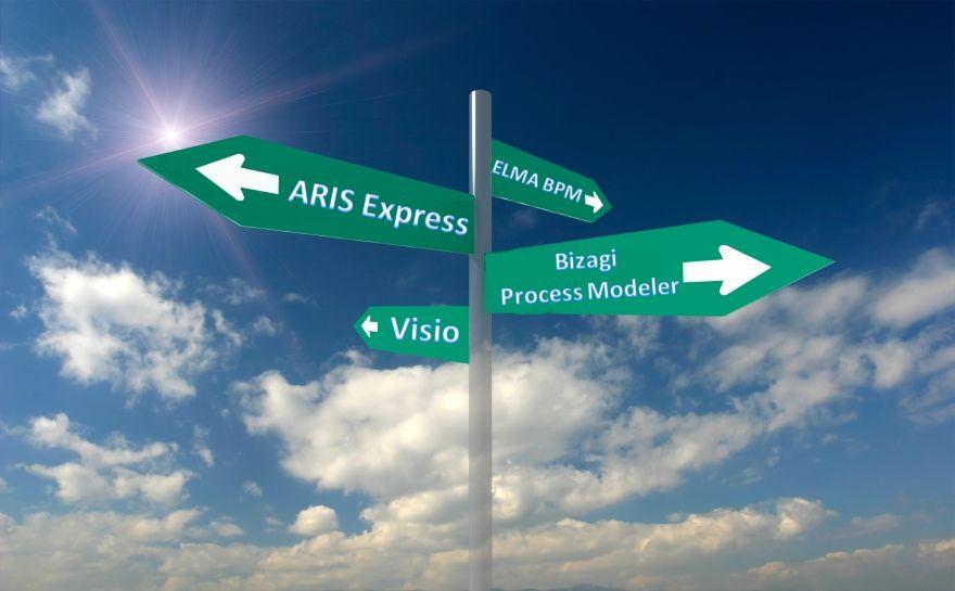 Выбор CASE инструмента для разработки процессов в BPMN