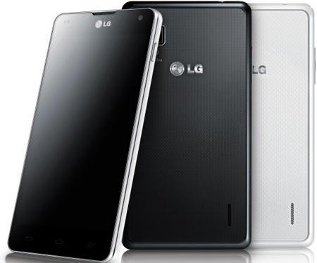 Представлен смартфон LG Optimus G: четырехъядерный процессор, LTE и экран размером 4,7 дюйма