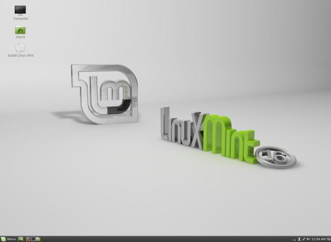 Выпущен Linux Mint 16 RC «Petra»