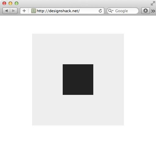 Выравниванием всё по центру с помощью CSS