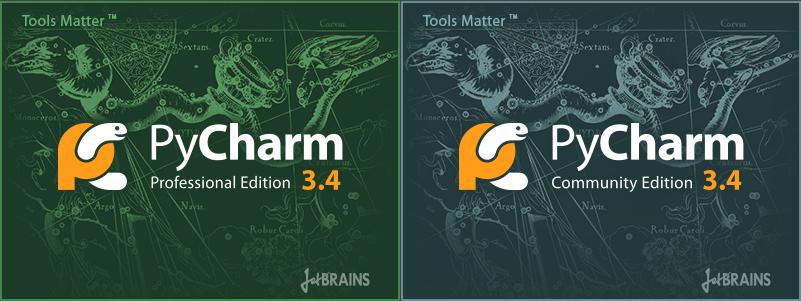Вышел обновленный PyCharm 3.4 с новой расширенной функциональностью и улучшенной общей производительностью