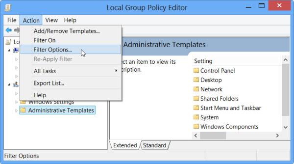 Вышел обновленный справочник по групповых политикам в Windows Server 2012 и Windows 8