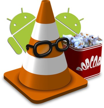 Вышел плеер VLC beta для Android