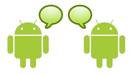 Взаимодействие Android устройств в локальной сети