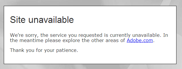 Взлом форума Adobe Connectusers.com