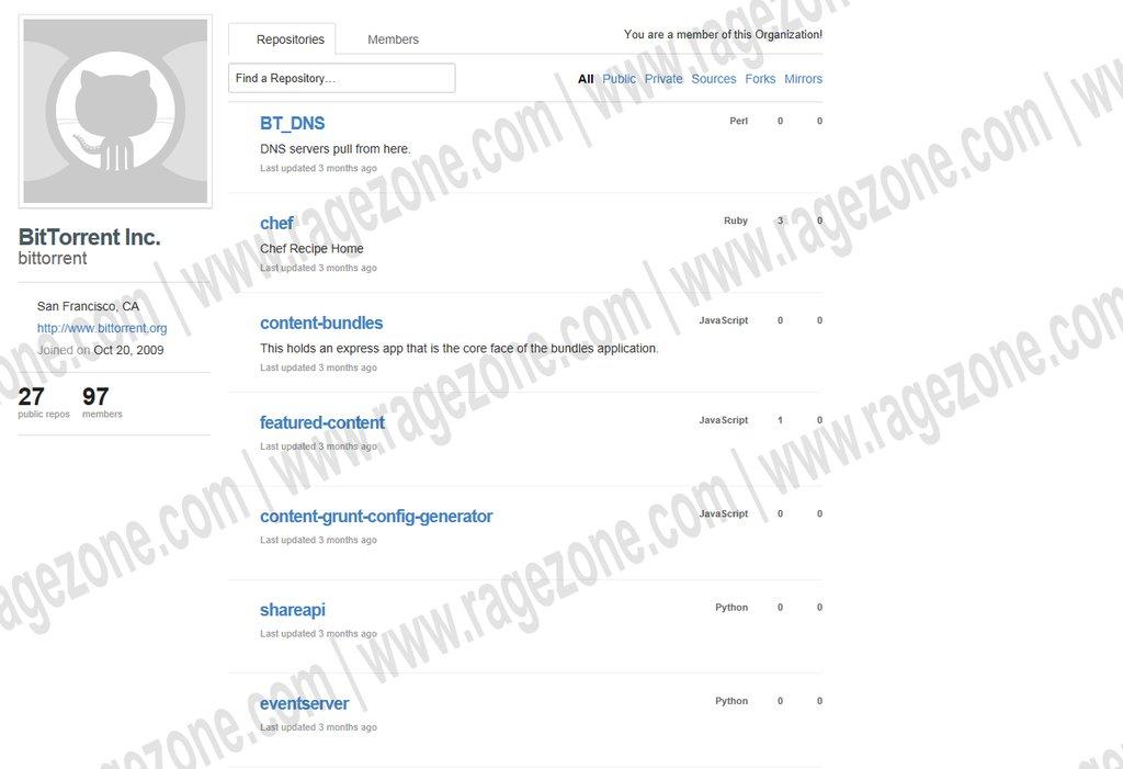 Взлом серверов BitTorrent
