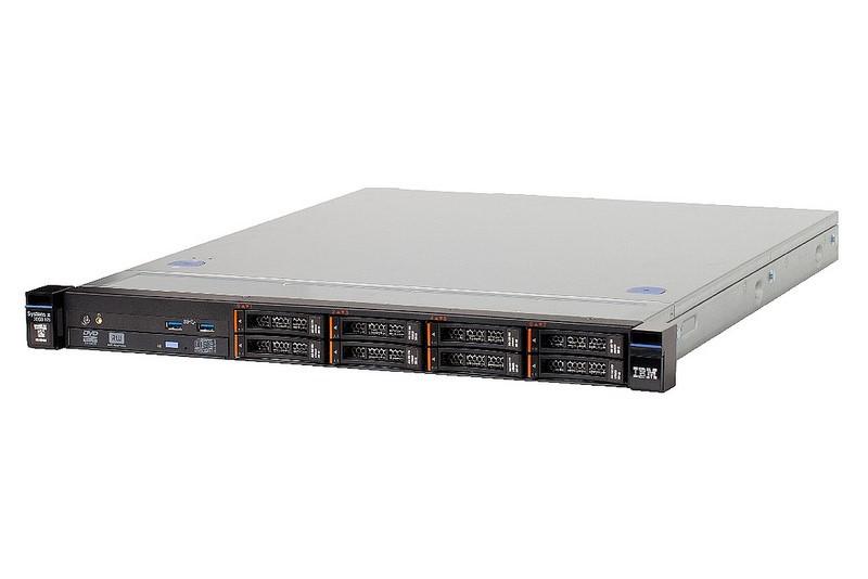 x3250 M5: новое поколение популярного Intel сервера IBM