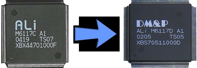 x86 compatible, часть 1: «Тёмная лошадка с Тайваня»