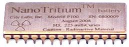 P100 NanoTritium
