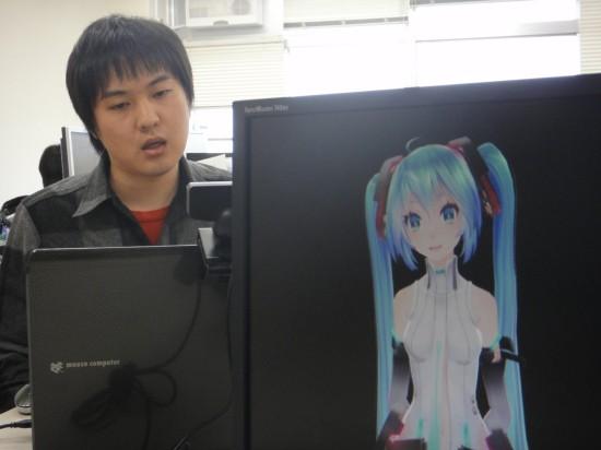 Японцы разработали виртуальных аватаров