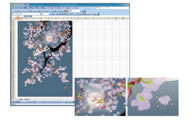 Японский старик создает удивительные картины с помощью Excel (Подождите, Excel?)