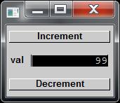 Язык K: Отображение графического интерфейса из данных