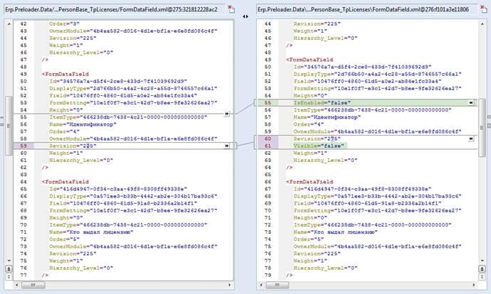 Загрузка данных в приложении со сложной структурой БД