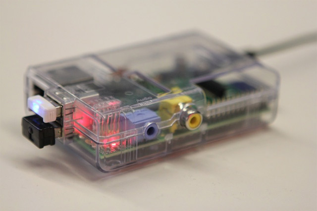 Замена Dropbox на BitTorrent Sync + Raspberry Pi