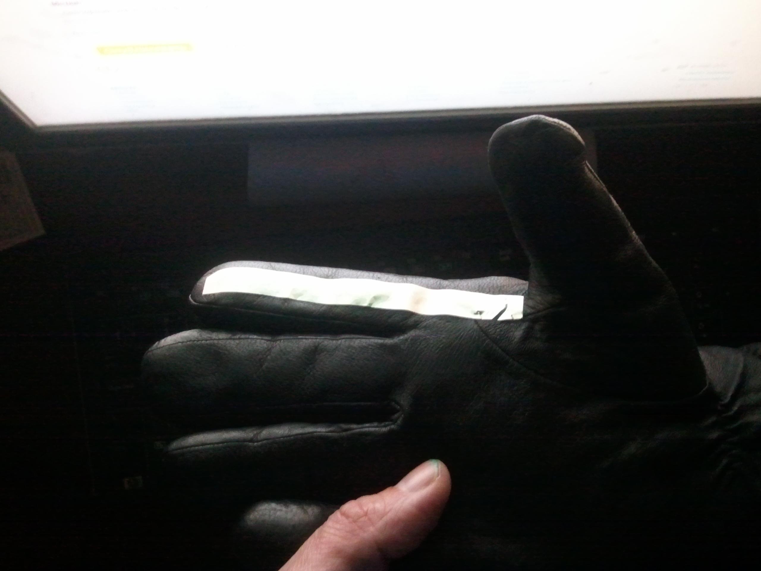 Зима, смартфон и перчатки, или готовь палец летом…