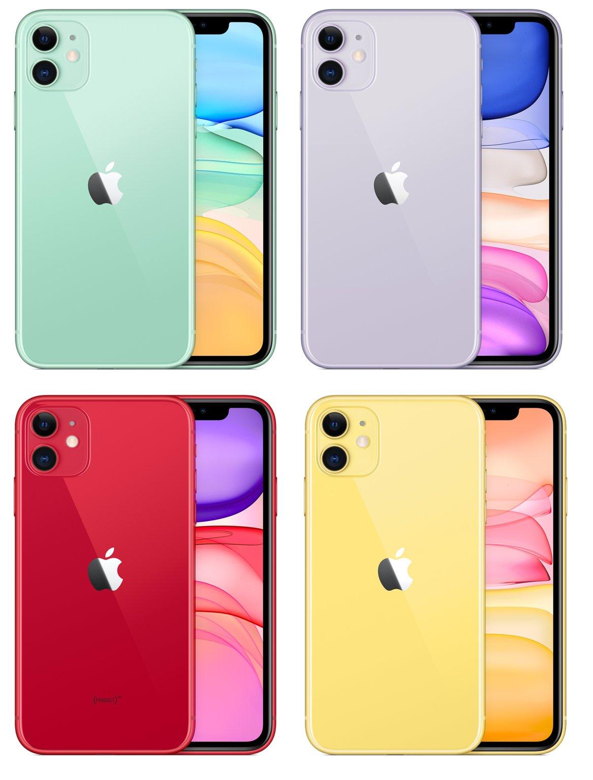 Apple iPhone 11 характеристики, обзор, отзывы, дата выхода - PhonesData