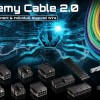 BitFenix выпускает компоненты для моддинга Alchemy 2.0: кабели, разъемы и гребенки