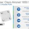 Новые точки доступа Cisco Aironet IEEE 802.11ac Wave 2
