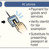 Япония предоставит туристам возможность оплачивать товары и услуги лишь посредством отпечатка пальца