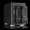 Домашнее сетевое хранилище Thecus N2810Plus получило четырехъядерный ЦП и удвоенный объем ОЗУ
