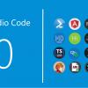 Первая версия Visual Studio Code 1.0 — путь от простого редактора до мощного инструмента