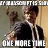 Почему JavaScript работает быстрее, чем С++?