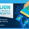 Мобильным приложением Google Chrome пользуются более 1 млрд человек