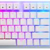 Механическая подсвечиваемая клавиатура Tesoro Gram Spectrum получит белую версию