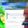 Окно обновления Windows 10 прервало прогноз погоды