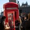 Знаменитые британские телефонные будки превратят в крошечные офисы