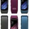 Умный браслет Samsung Gear Fit 2 получит более крупный экран и несколько цветовых вариантов исполнения
