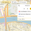 «Яндекс.Карты» научились прокладывать пешеходные маршруты