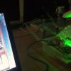Лазерная арфа на базе Arduino