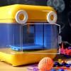 Создатели называют MiniToy 3D Printer первым в мире детским 3D-принтером с поддержкой STEAM