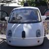 Фотогалерея дня: беспилотный автомобиль Google со всех сторон