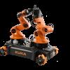 Реализация робототехнических задач на платформе KUKA youBot, часть 1