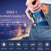 Gole1 — необычный ПК с Windows 10, пятидюймовым сенсорным экраном и собственным аккумулятором