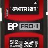 Patriot анонсирует карты памяти EP PRO-II SDXC и EP PRO-II microSDXC с интерфейсом UHS-II