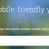 Google запустила инструмент оценки пригодности сайта для мобильных устройств