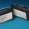 Флэш-накопители SanDisk Ultra Dual Drive USB Type-C оснащены разъёмом USB-C