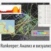 Год с Runkeeper: Анализ и визуализация геоданных о ваших путешествиях