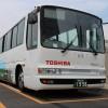 Toshiba начала полевые испытания электробусов с беспроводной зарядкой