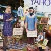 Бесконечная распродажа Yahoo!
