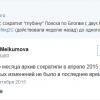 Роман «Кукуц» Иванов без «Яндекса» запустил блог-поиск по ЖЖ 2000-2015 годов