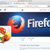 Firefox позволит заходить на сайты под несколькими аккаунтами одновременно